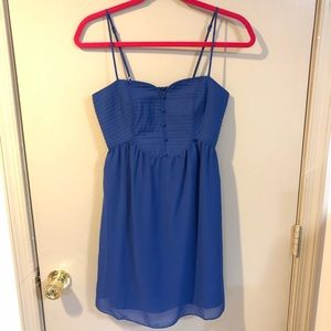 American Eagle Outfitters Blue Summer Dress - 4